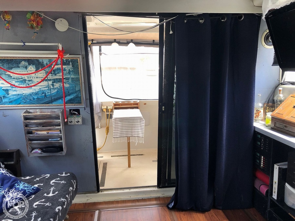 1988 Mainship boat for sale, model of the boat is MEDITERRANEAN 35 & Image # 13 of 40