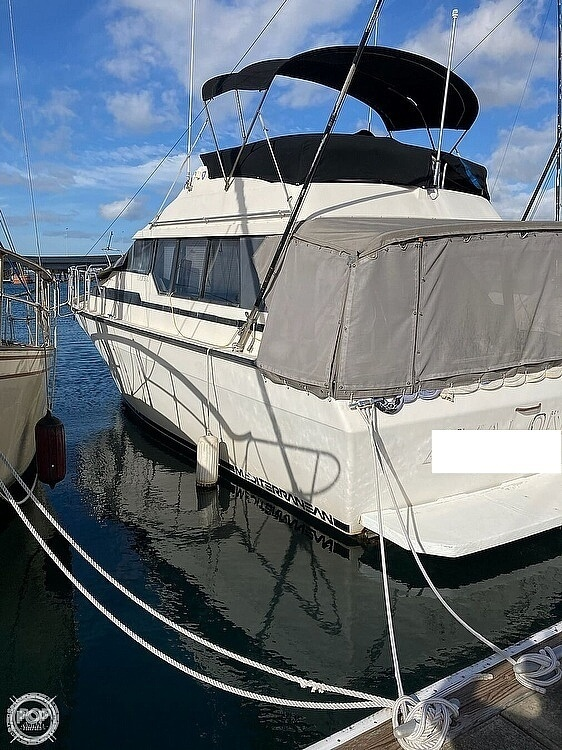 1988 Mainship boat for sale, model of the boat is MEDITERRANEAN 35 & Image # 25 of 40
