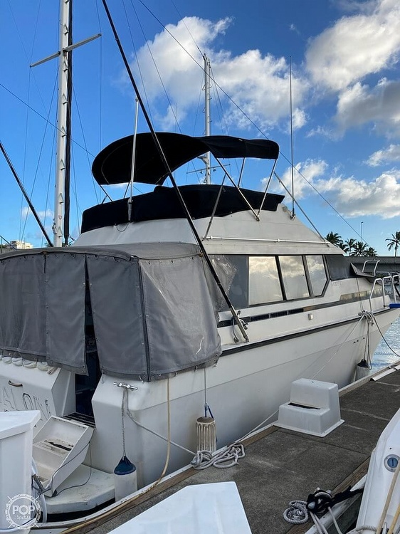 1988 Mainship boat for sale, model of the boat is MEDITERRANEAN 35 & Image # 2 of 40