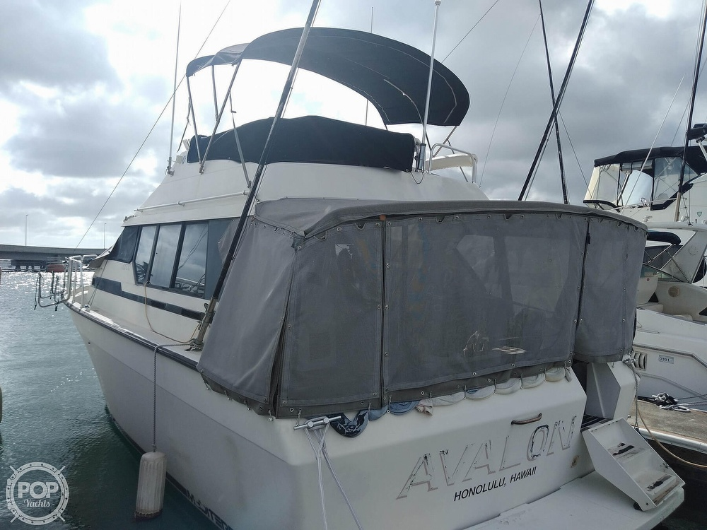 1988 Mainship boat for sale, model of the boat is MEDITERRANEAN 35 & Image # 39 of 40