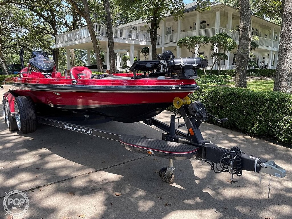 2018 Ranger Boats boat for sale, model of the boat is Z521l & Image # 13 of 14