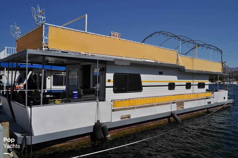 1976 Kayot 46' Steel Pontoon Houseboat - #$LI_INDEX