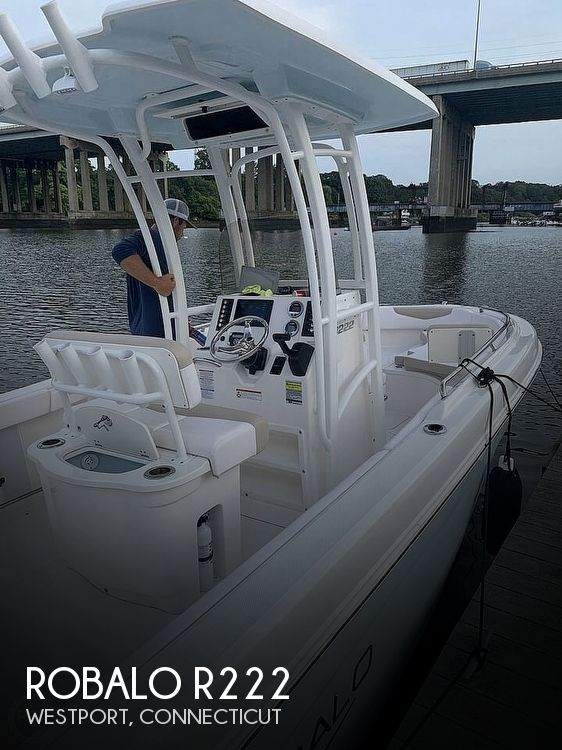 2021 ROBALO R222 for sale