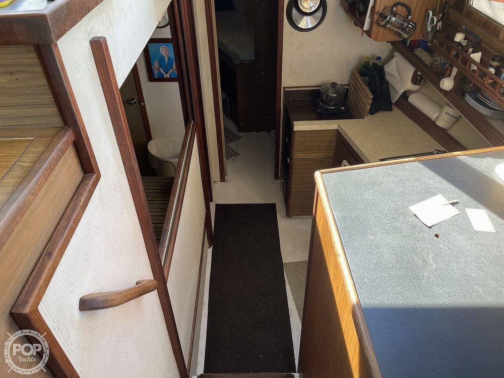 1972 Pacemaker boat for sale, model of the boat is 38 & Image # 24 of 40