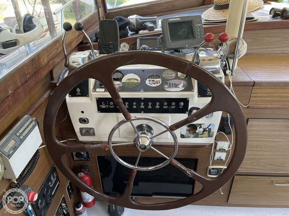 1972 Pacemaker boat for sale, model of the boat is 38 & Image # 7 of 40