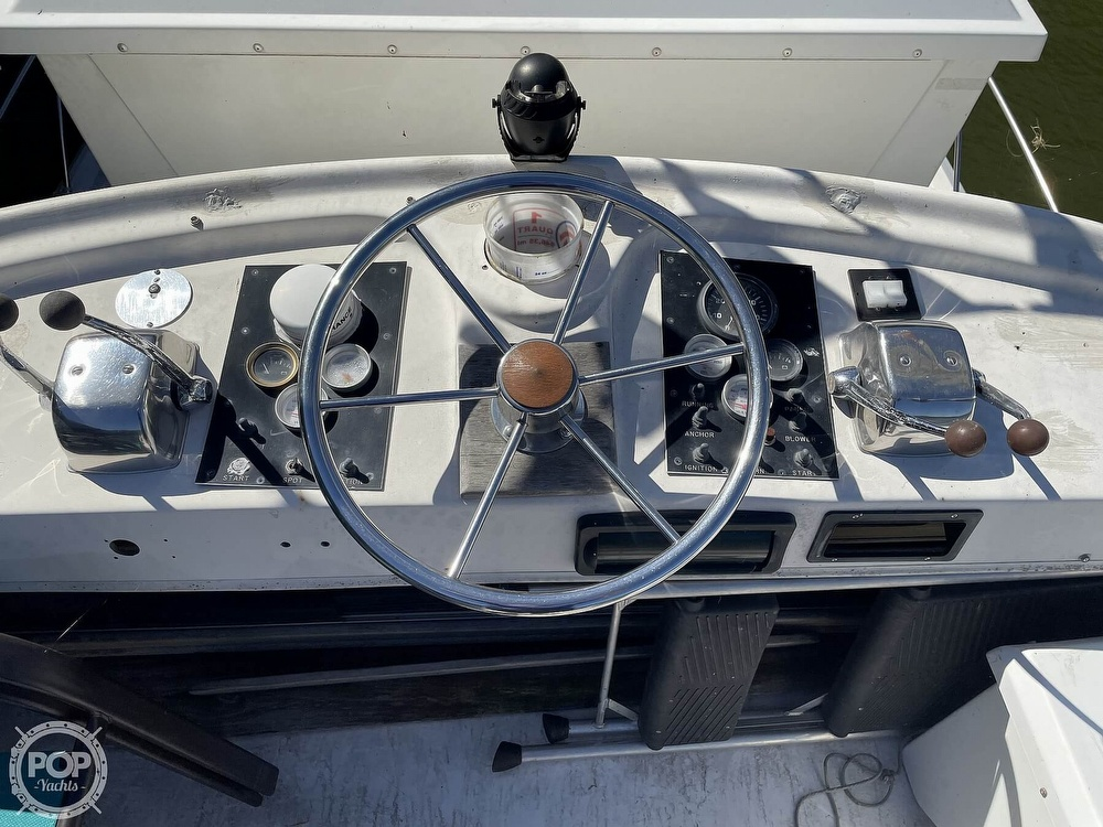 1972 Pacemaker boat for sale, model of the boat is 38 & Image # 5 of 40