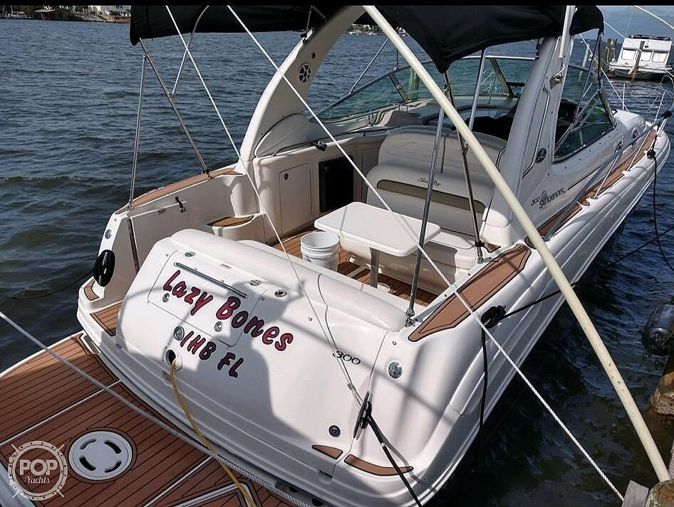 2007 Sea Ray boat for sale, model of the boat is 300 Sundancer & Image # 2 of 38