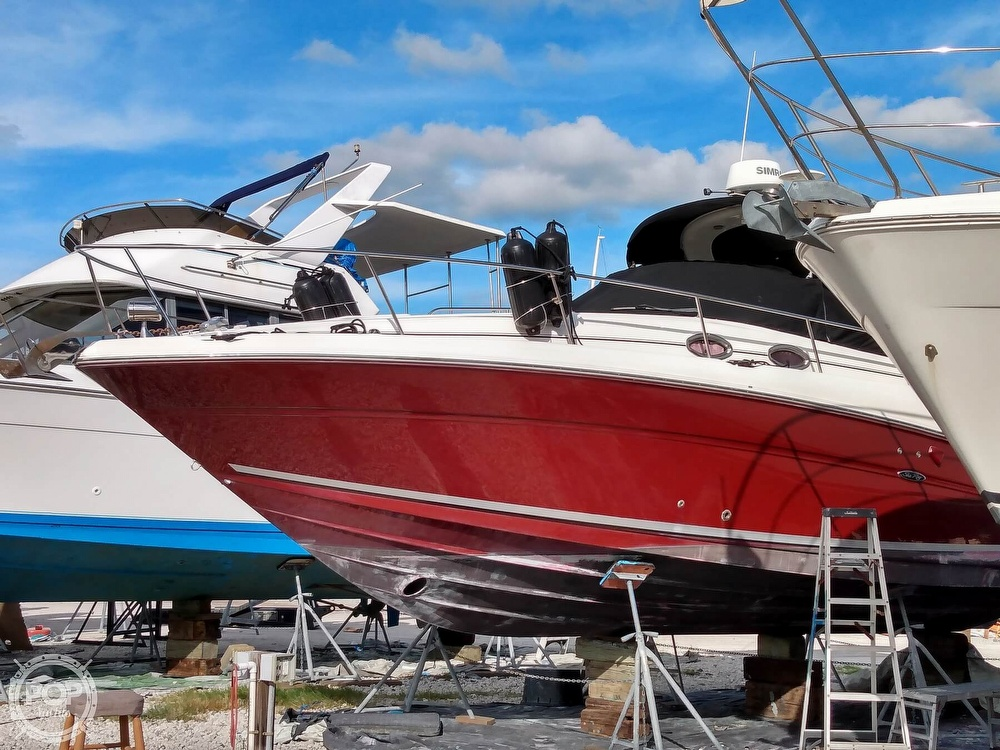 2007 Sea Ray boat for sale, model of the boat is 300 Sundancer & Image # 14 of 38