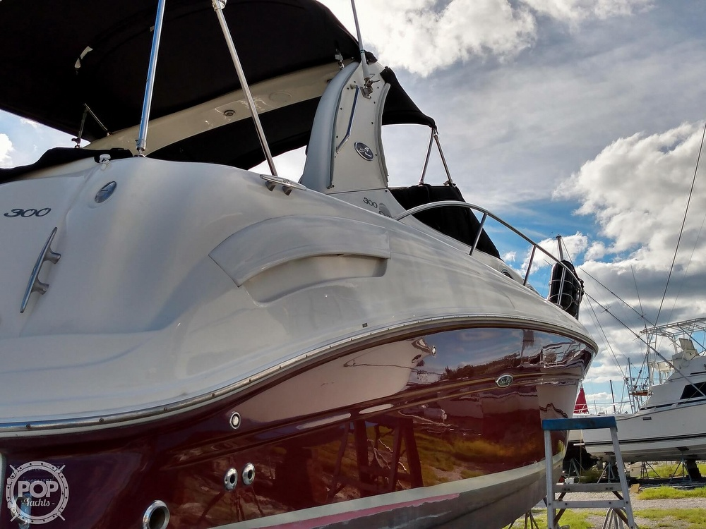 2007 Sea Ray boat for sale, model of the boat is 300 Sundancer & Image # 25 of 38