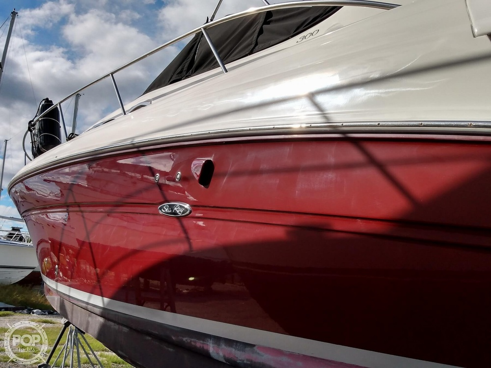 2007 Sea Ray boat for sale, model of the boat is 300 Sundancer & Image # 28 of 38