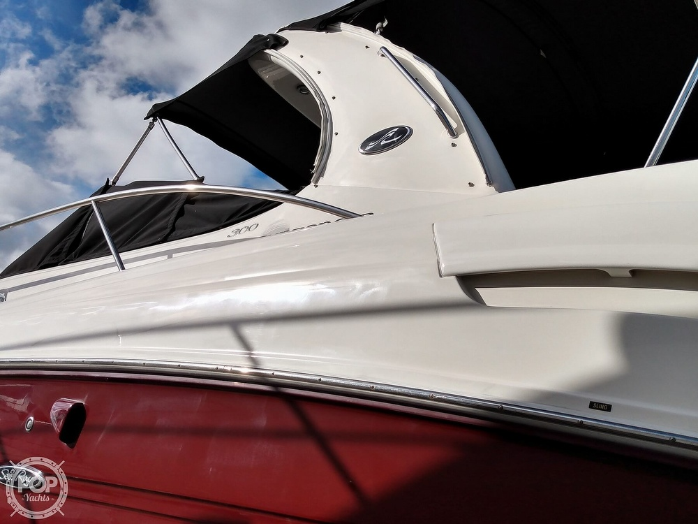 2007 Sea Ray boat for sale, model of the boat is 300 Sundancer & Image # 30 of 38