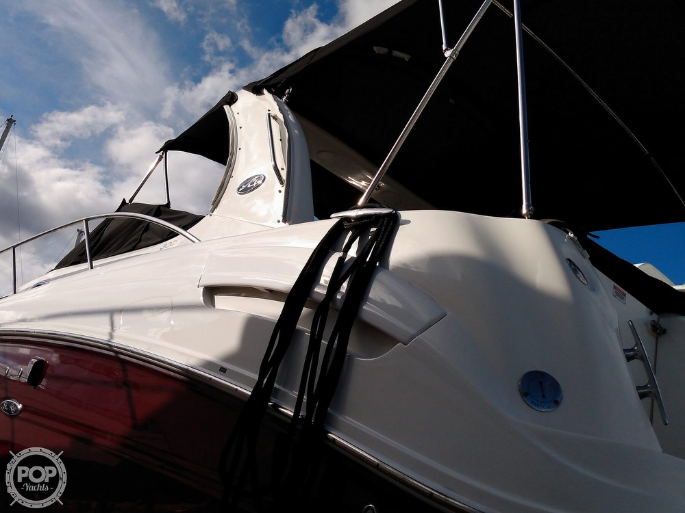 2007 Sea Ray boat for sale, model of the boat is 300 Sundancer & Image # 34 of 38