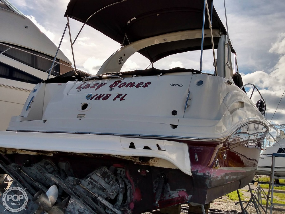 2007 Sea Ray boat for sale, model of the boat is 300 Sundancer & Image # 36 of 38