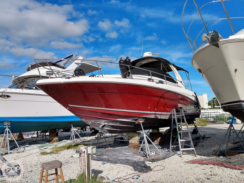 2007 Sea Ray boat for sale, model of the boat is 300 Sundancer & Image # 37 of 38