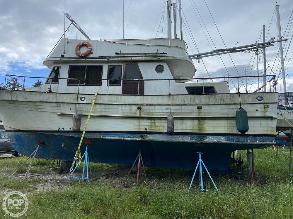1981 CYM boat for sale, model of the boat is 36 & Image # 13 of 40