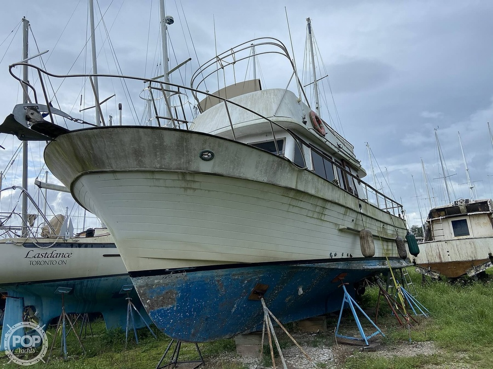 1981 CYM boat for sale, model of the boat is 36 & Image # 15 of 40