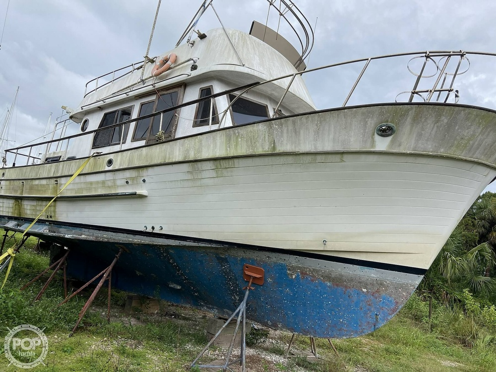 1981 CYM boat for sale, model of the boat is 36 & Image # 18 of 40