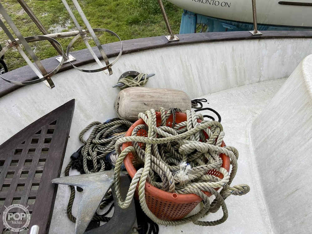 1981 CYM boat for sale, model of the boat is 36 & Image # 37 of 40