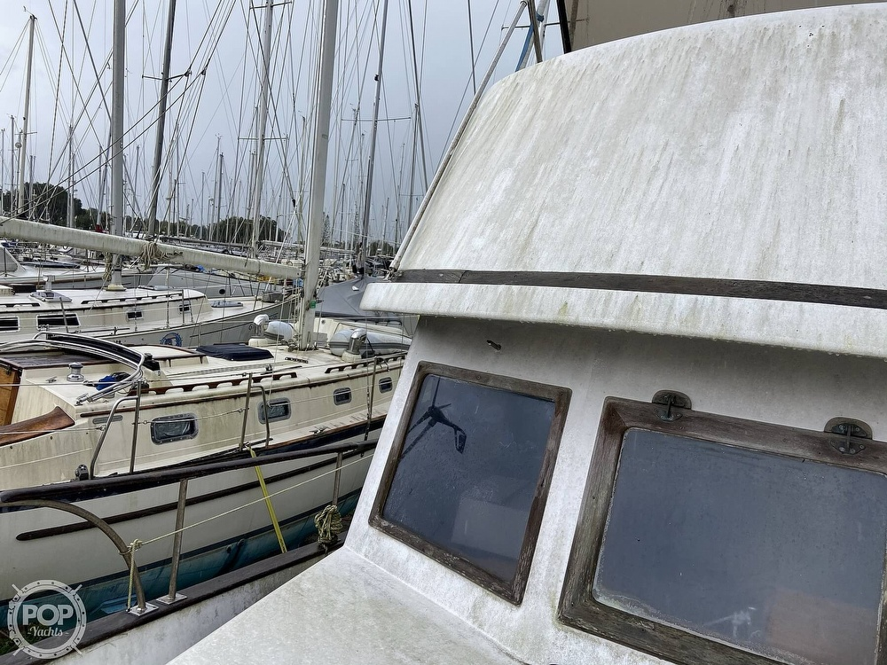 1981 CYM boat for sale, model of the boat is 36 & Image # 38 of 40