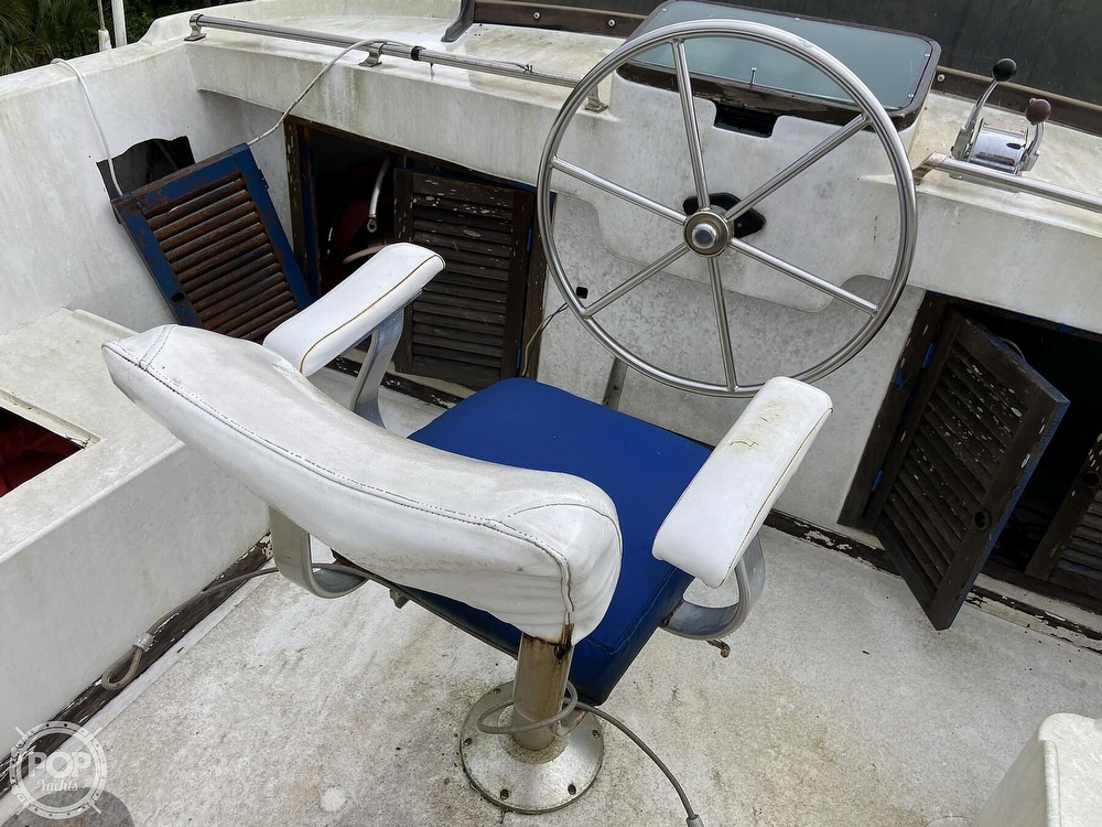 1981 CYM boat for sale, model of the boat is 36 & Image # 4 of 40