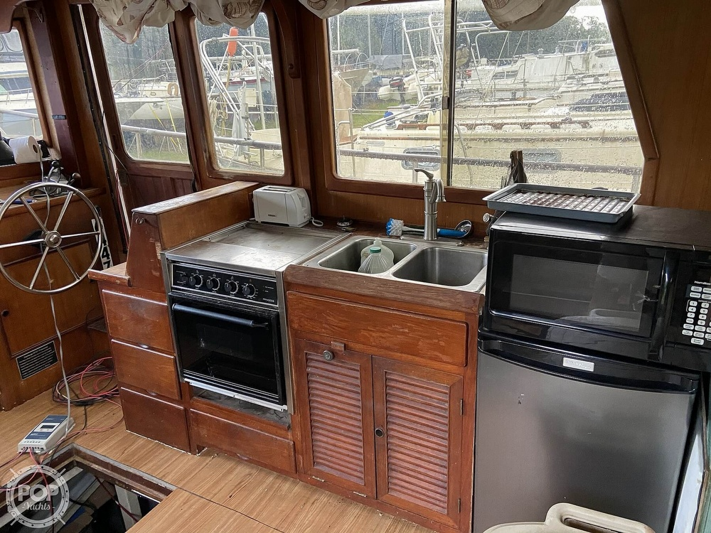 1981 CYM boat for sale, model of the boat is 36 & Image # 3 of 40