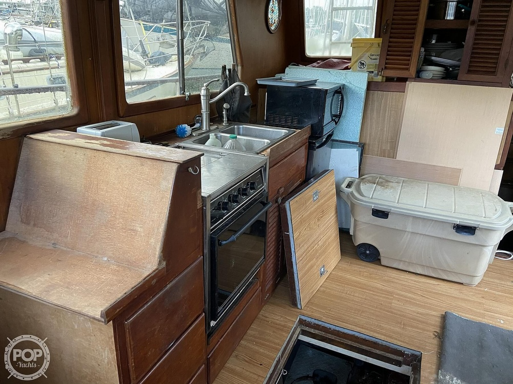 1981 CYM boat for sale, model of the boat is 36 & Image # 6 of 40