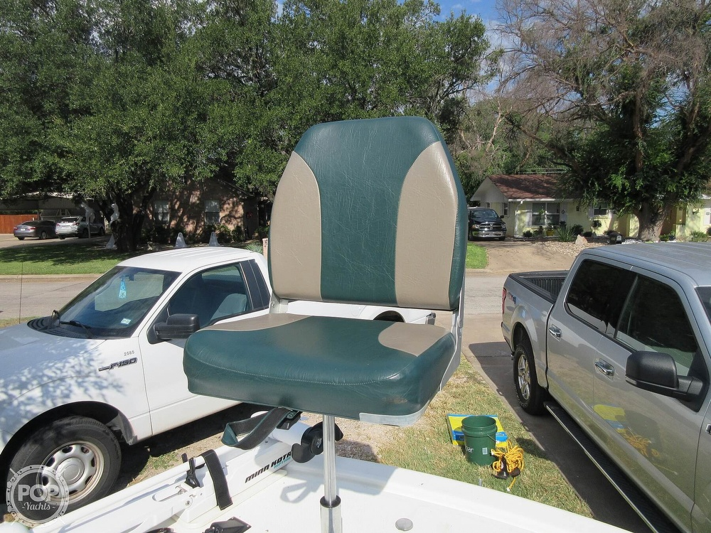 2018 Mako boat for sale, model of the boat is Pro 19 Skiff & Image # 23 of 40