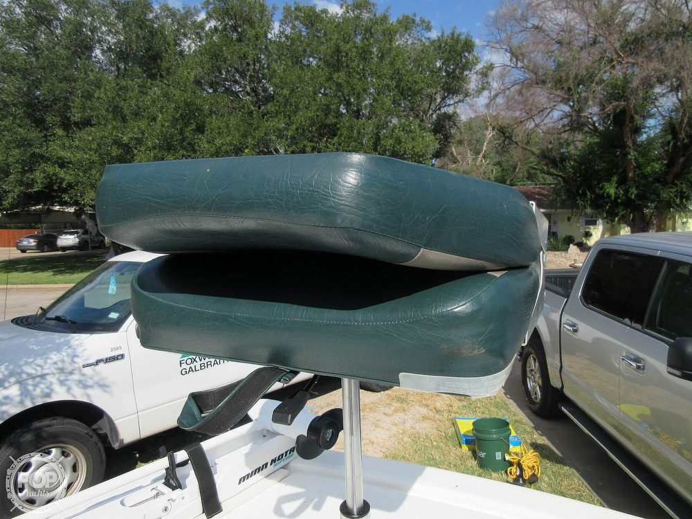 2018 Mako boat for sale, model of the boat is Pro 19 Skiff & Image # 24 of 40