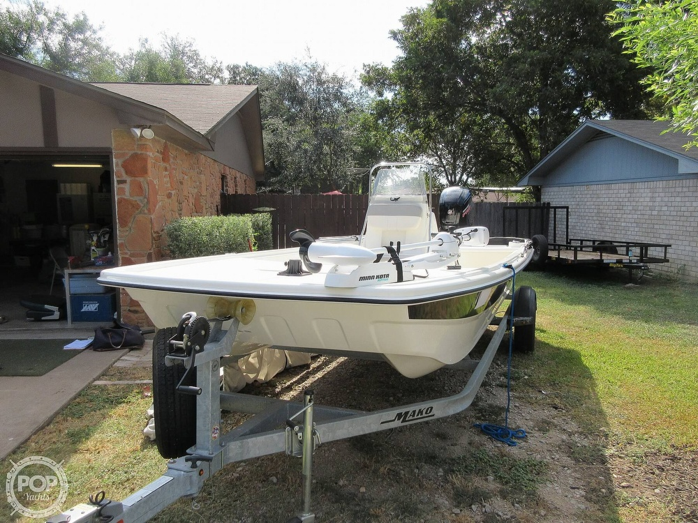 2018 Mako boat for sale, model of the boat is Pro 19 Skiff & Image # 26 of 40