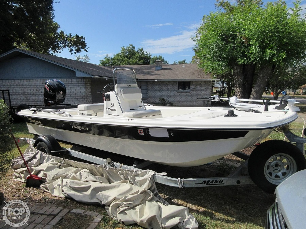2018 Mako boat for sale, model of the boat is Pro 19 Skiff & Image # 27 of 40