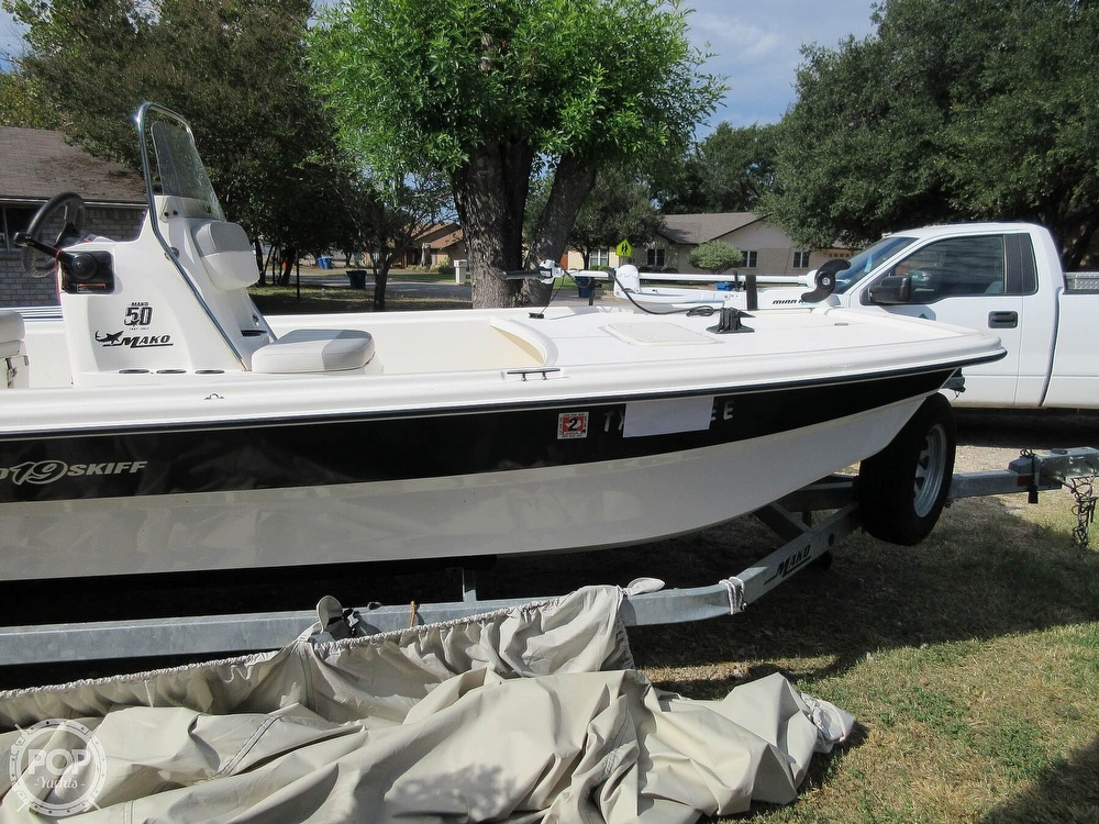2018 Mako boat for sale, model of the boat is Pro 19 Skiff & Image # 28 of 40