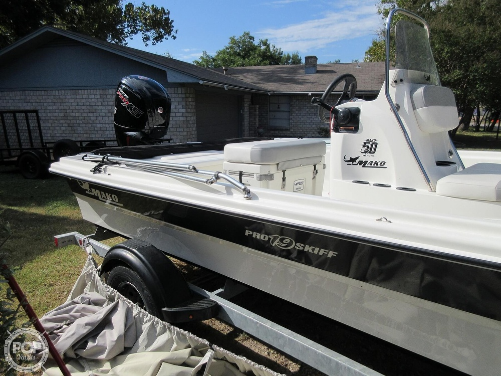 2018 Mako boat for sale, model of the boat is Pro 19 Skiff & Image # 29 of 40