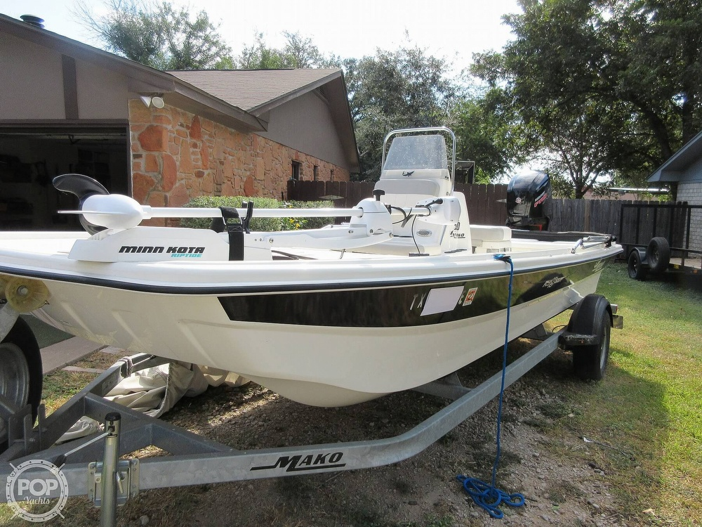 2018 Mako boat for sale, model of the boat is Pro 19 Skiff & Image # 33 of 40