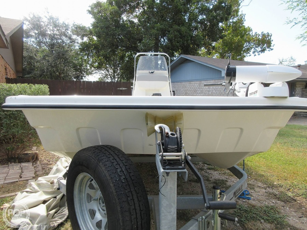2018 Mako boat for sale, model of the boat is Pro 19 Skiff & Image # 34 of 40
