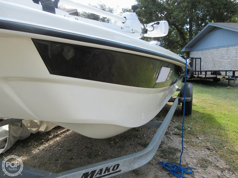 2018 Mako boat for sale, model of the boat is Pro 19 Skiff & Image # 35 of 40