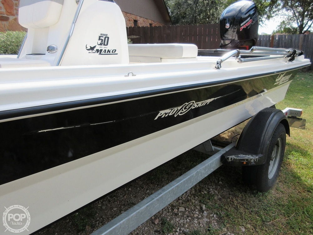 2018 Mako boat for sale, model of the boat is Pro 19 Skiff & Image # 36 of 40