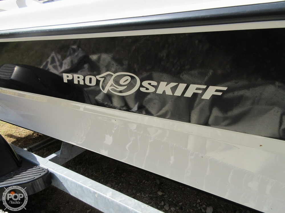 2018 Mako boat for sale, model of the boat is Pro 19 Skiff & Image # 5 of 40