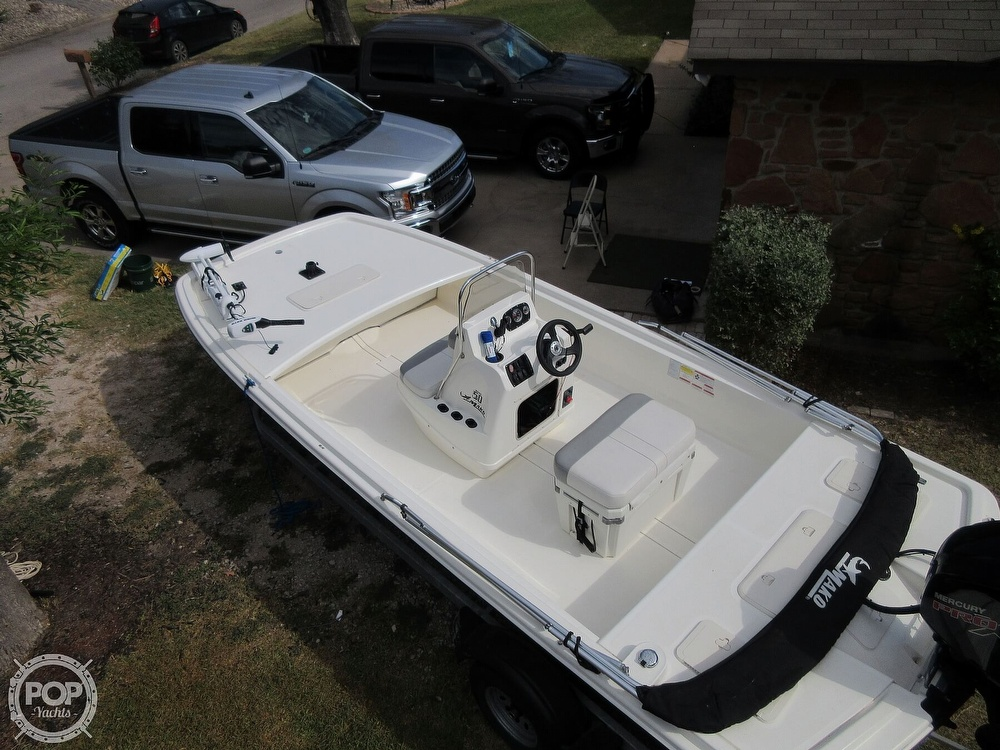 2018 Mako boat for sale, model of the boat is Pro 19 Skiff & Image # 2 of 40