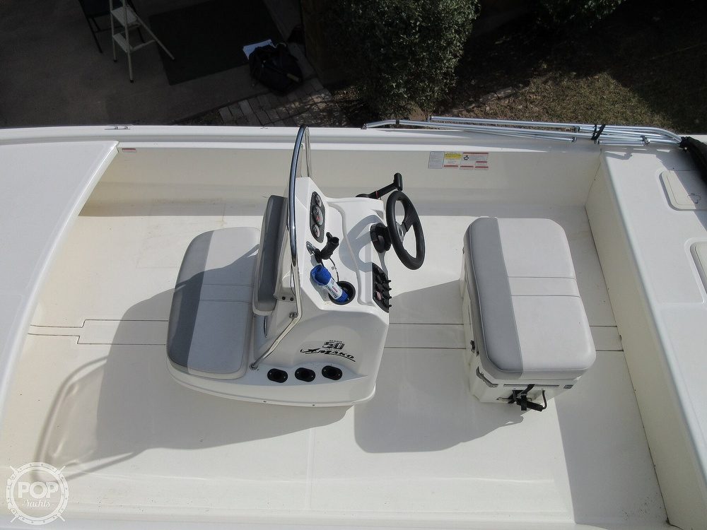 2018 Mako boat for sale, model of the boat is Pro 19 Skiff & Image # 8 of 40