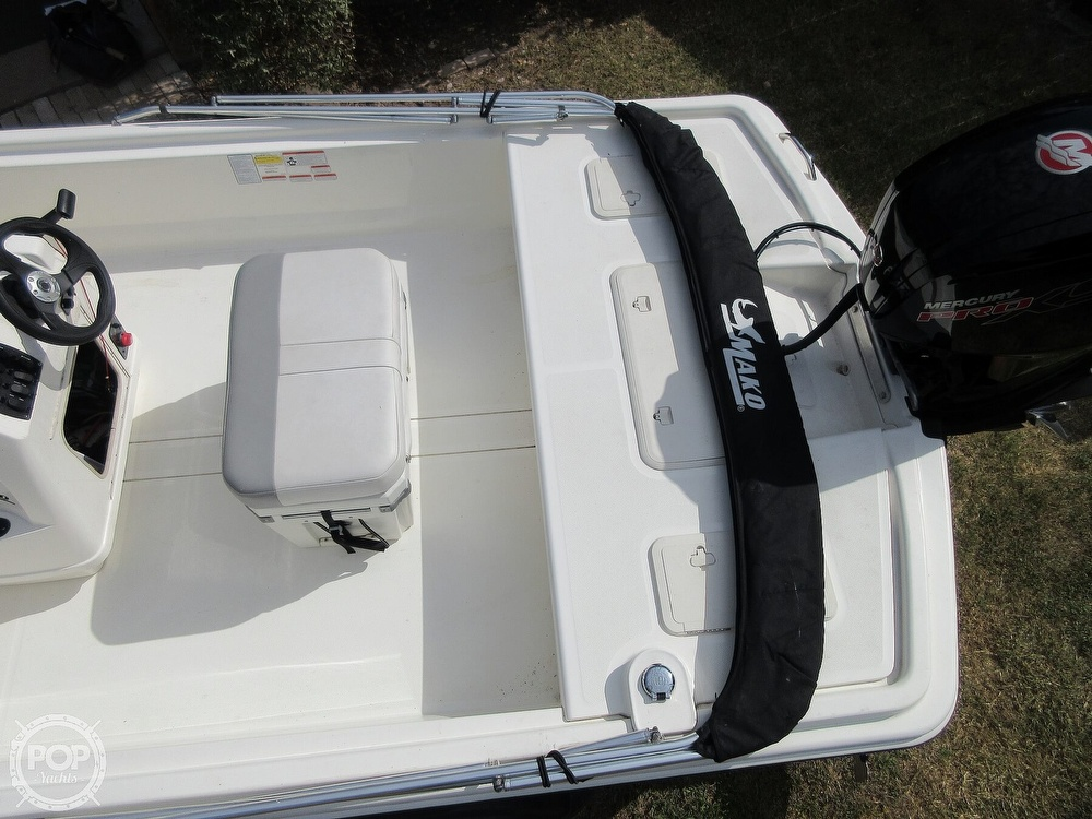 2018 Mako boat for sale, model of the boat is Pro 19 Skiff & Image # 9 of 40