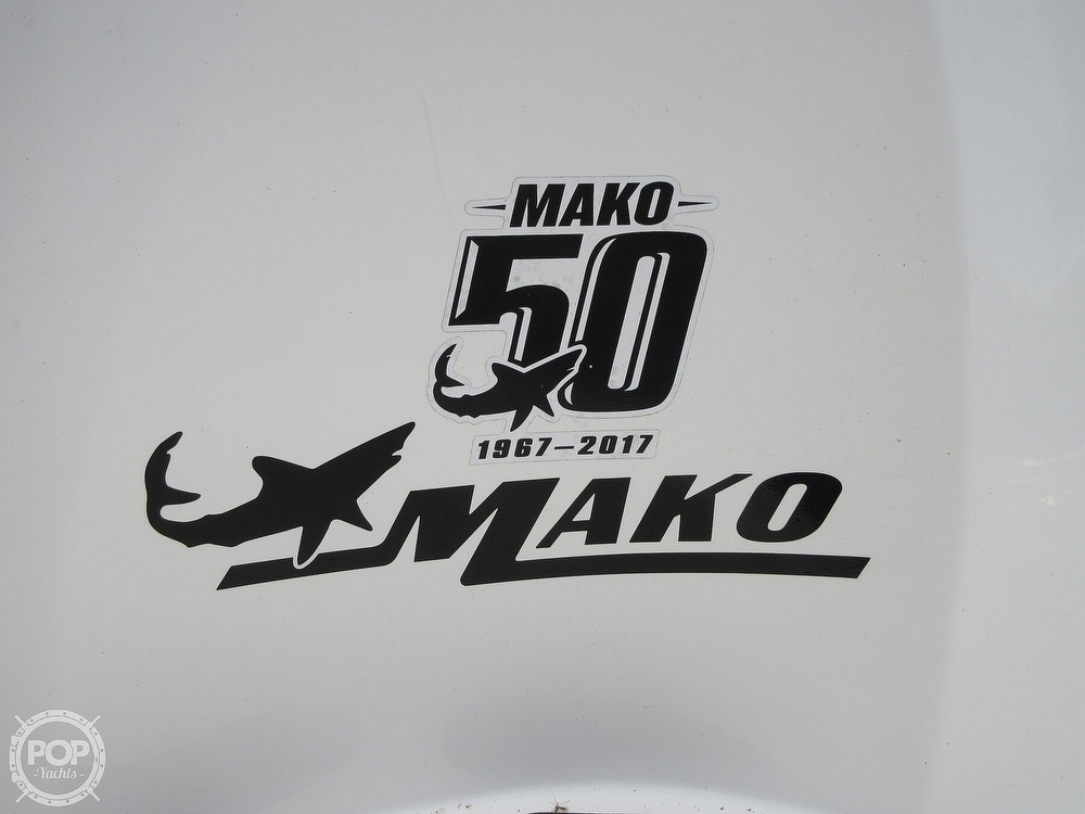 2018 Mako boat for sale, model of the boat is Pro 19 Skiff & Image # 21 of 40