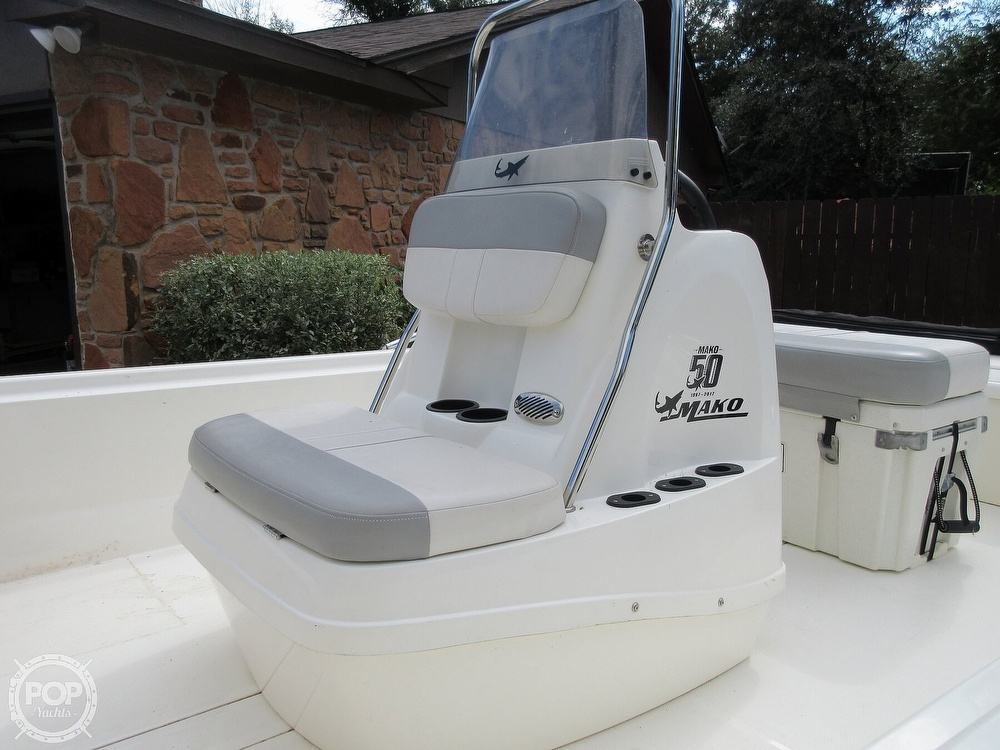 2018 Mako boat for sale, model of the boat is Pro 19 Skiff & Image # 3 of 40