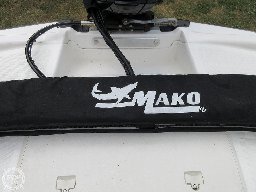2018 Mako boat for sale, model of the boat is Pro 19 Skiff & Image # 19 of 40