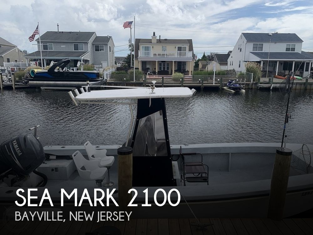 2000 Sea Mark boat for sale, model of the boat is 2100 & Image # 1 of 40
