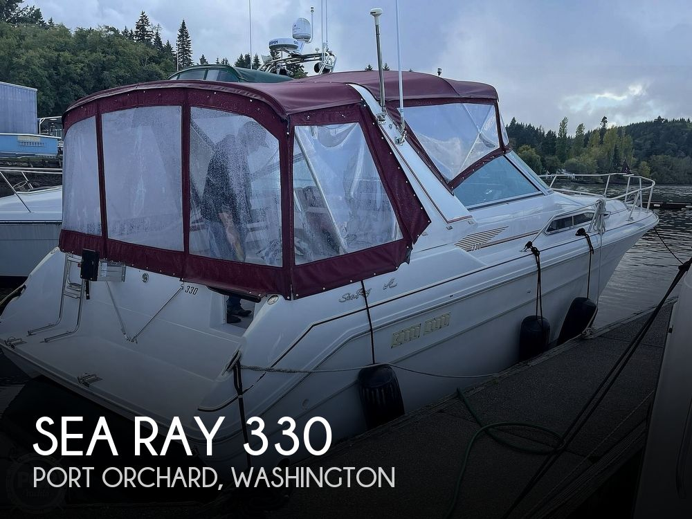 1992 SEA RAY 330 SUNDANCER for sale