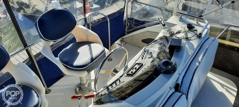 1986 Trojan boat for sale, model of the boat is International 10 Meter & Image # 30 of 40