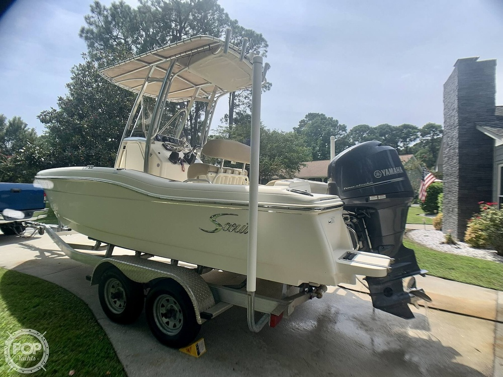 2015 Scout boat for sale, model of the boat is 210XSF & Image # 16 of 40