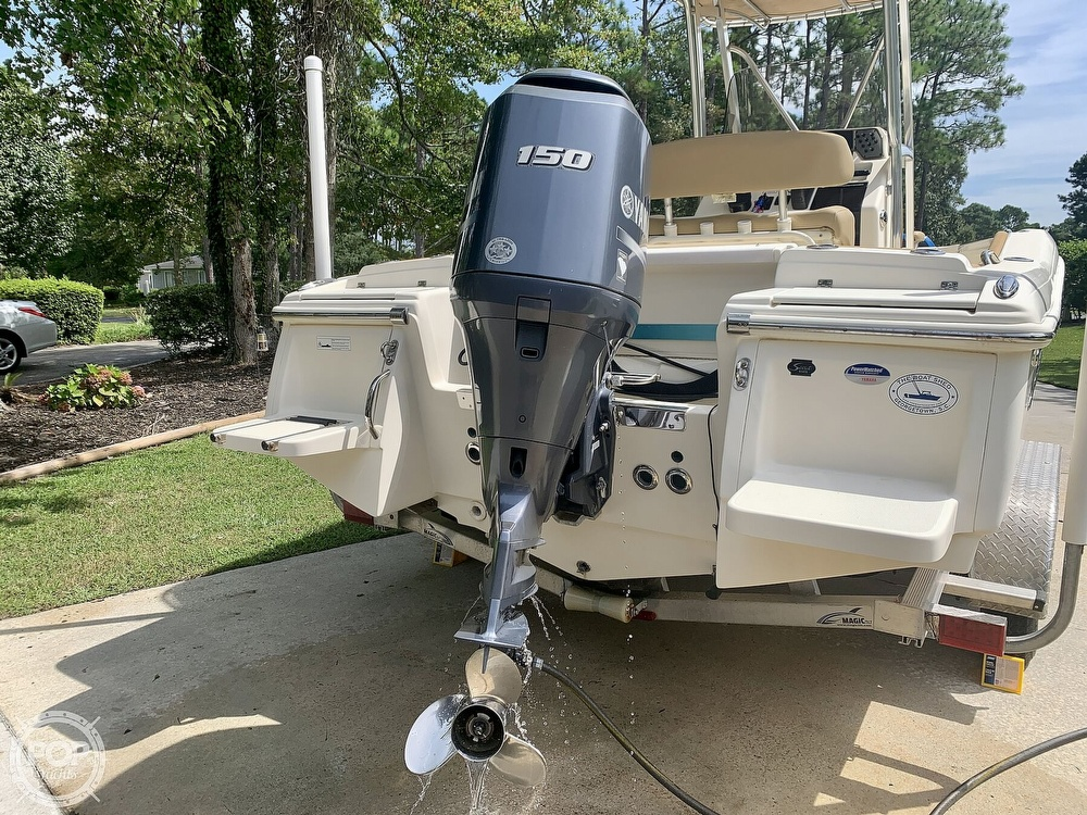 2015 Scout boat for sale, model of the boat is 210XSF & Image # 19 of 40