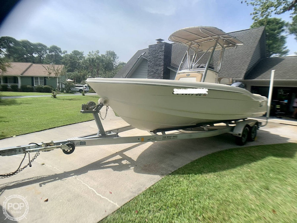2015 Scout boat for sale, model of the boat is 210XSF & Image # 24 of 40