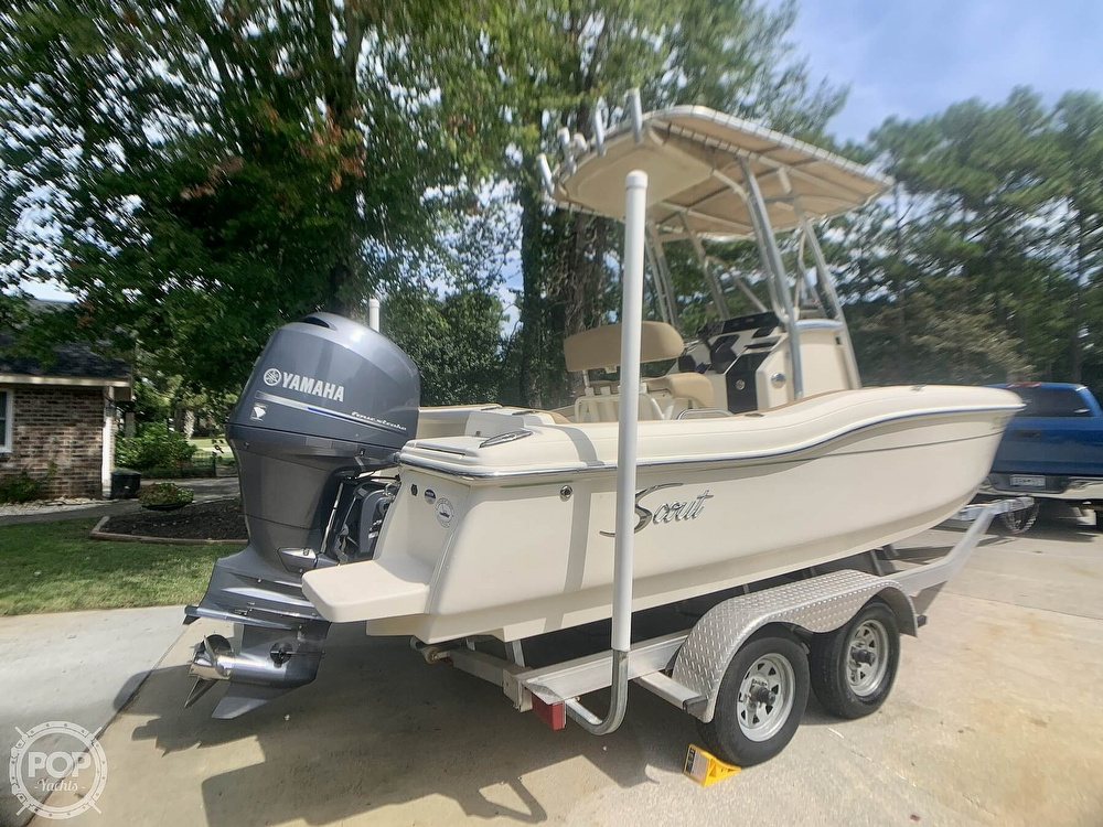 2015 Scout boat for sale, model of the boat is 210XSF & Image # 18 of 40